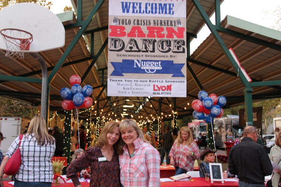 Yolo Crisis Nursery Barn Dance Event