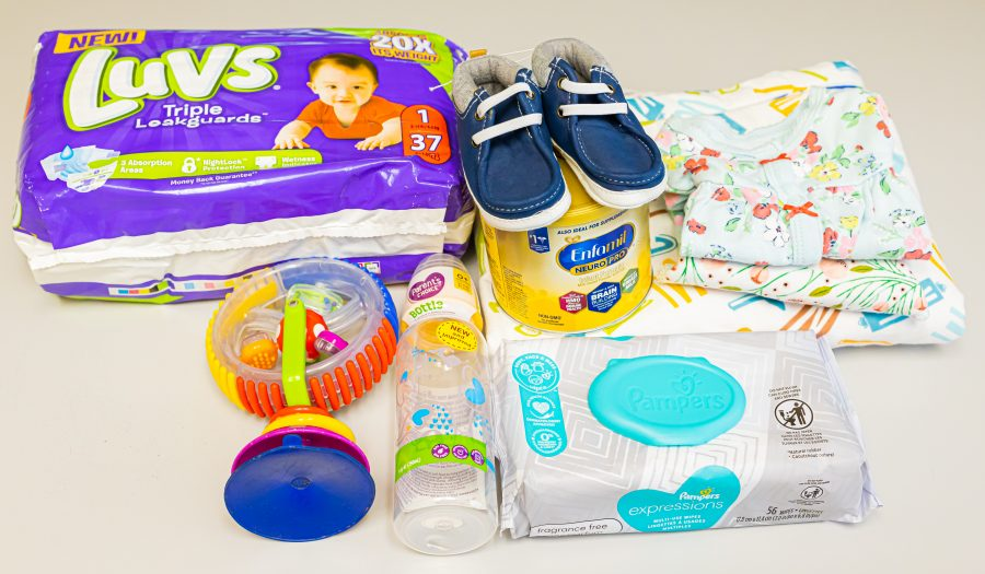 Yolo Crisis Nursery Care Packages